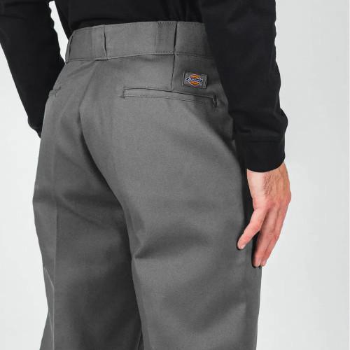 DICKIES Original 874 Traditional Mens Work Pants Charcoal