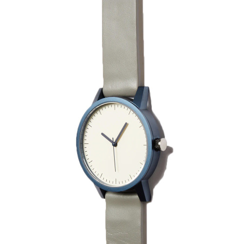 SIMPLE WATCH CO Kent Watch 38mm Navy Grey