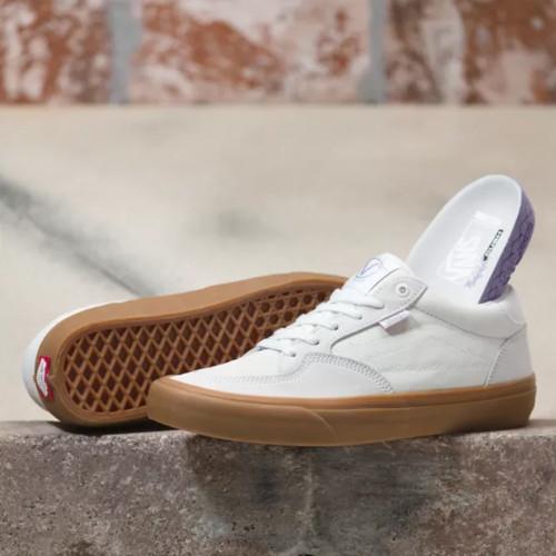 VANS Rowan Pro Shoes Pearl/Gum