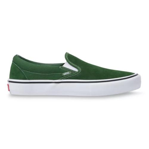 VANS Slip-On Pro Shoes Alpine/White