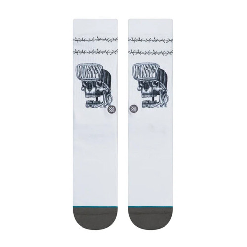 STANCE Mercy Socks White