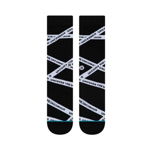 STANCE Uncover Uncommon Socks Black