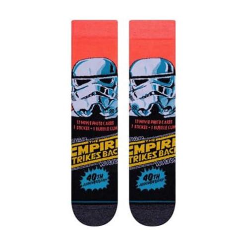 STANCE x STAR WARS Trooper 40th Socks Pink