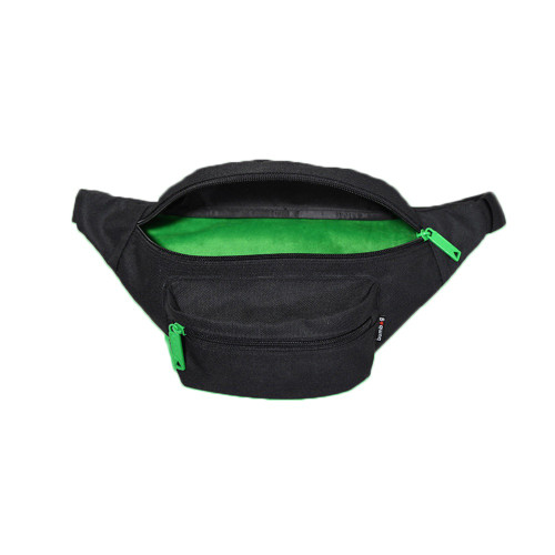 THE BUMBAG CO Creature Hybrid Basic Hip Pack Black