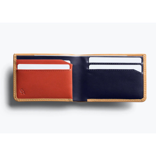 BELLROY The Low Leather Wallet Tan