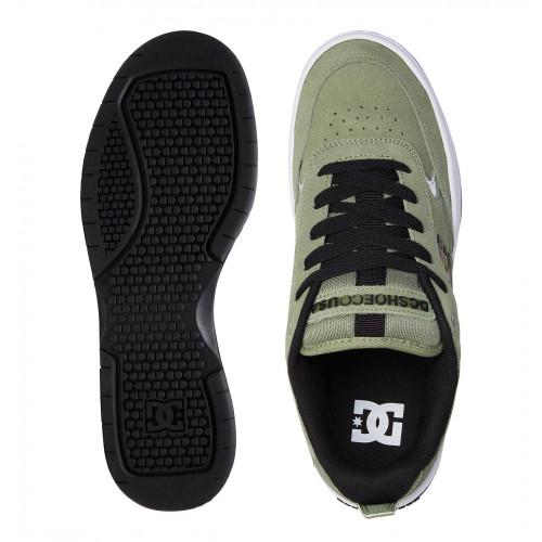 DC Penza Shoes Olive
