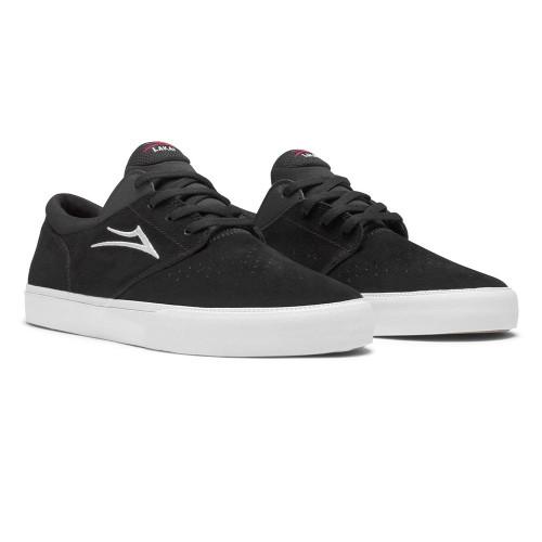 LAKAI Fremont VLC Shoes Black Suede