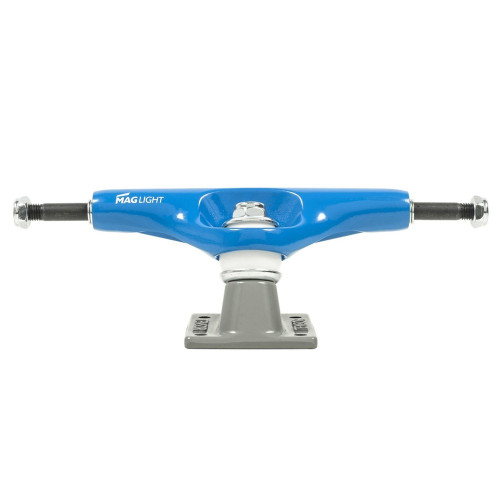 TENSOR Mag Light Primer Trucks Electric Blue/Charcoal 5.25 (Pair)