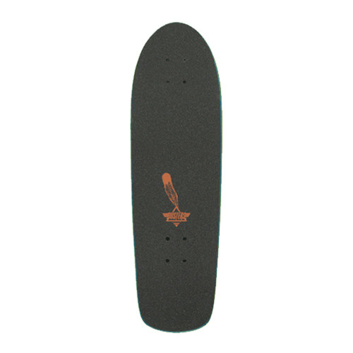DUSTER Keeton Mouse Orange Complete Cruiser 29.5