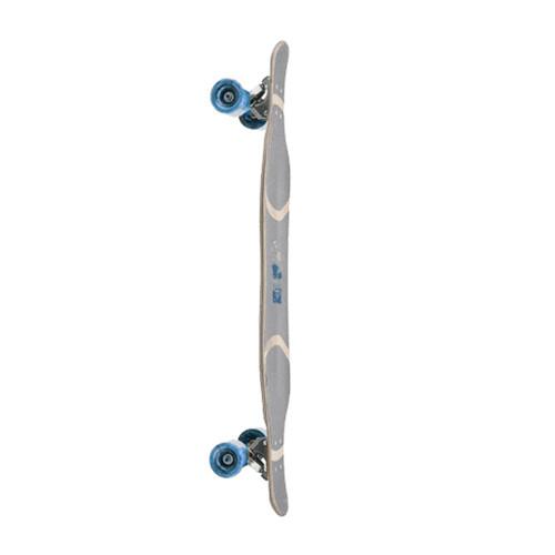 """DUSTER Fleur Blue Complete Longboard 38.5"""""""