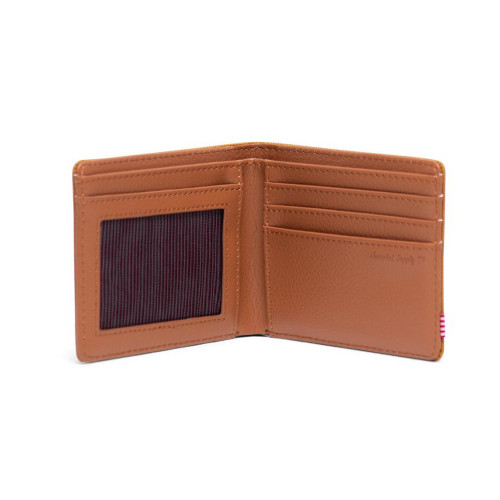 HERSCHEL Hank Wallet RFID Buckthorn Brown