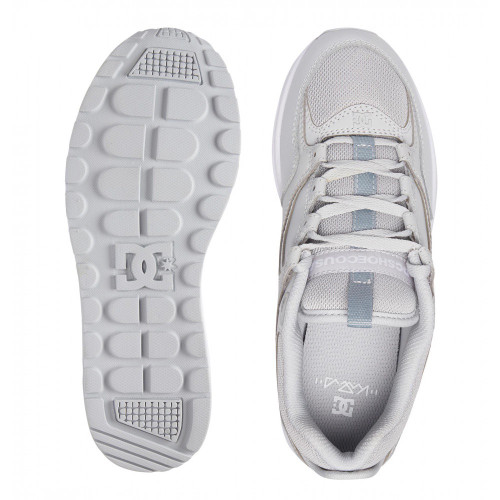 DC Kalis Lite Womens Shoes Grey