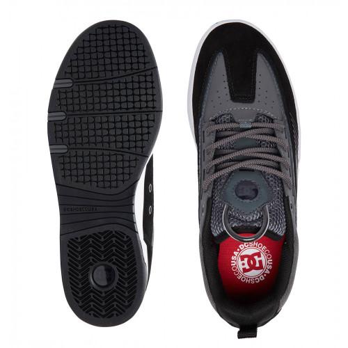 DC Legacy 98 Slim S Shoes Black/Grey/Grey