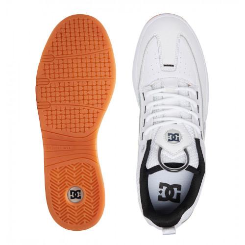 DC Legacy 98 Slim Shoes White