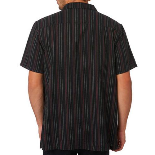 STUSSY Cali SS Shirt Black