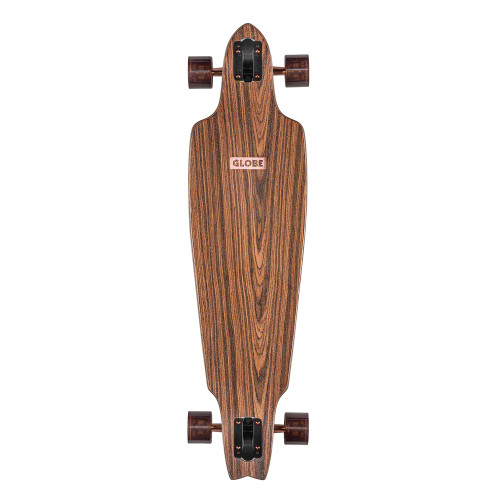 GLOBE Prowler Classic Complete Longboard Rosewood/Copper 38