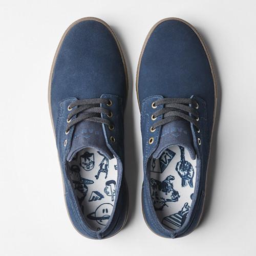 EMERICA Spanky G6 Shoes Navy/Gum