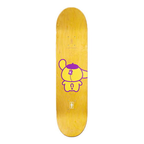 GIRL Sanrio 60th Griffin Gass Skateboard Deck 8.5