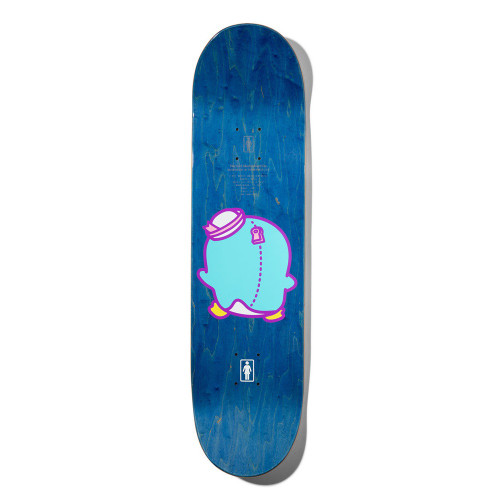 GIRL Sanrio 60th Tyler Pacheco Skateboard Deck 8.0