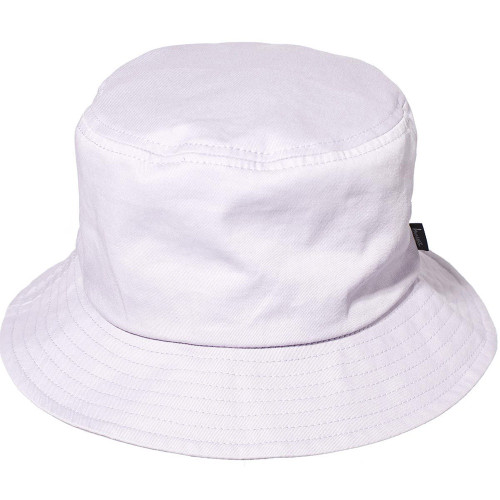 STUSSY Stock Bucket Hat Lilac