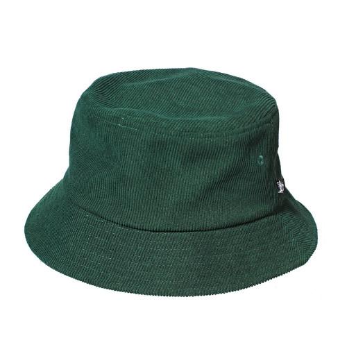 STUSSY Graffiti Cord Bucket Hat Pine