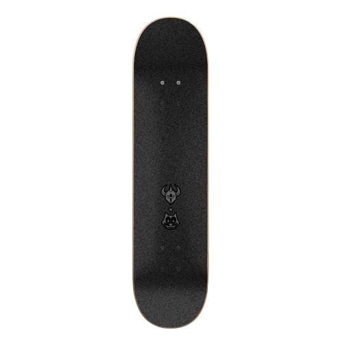 DARKSTAR X FELIX THE CAT Biggy FP Black Complete Skateboard 7.75
