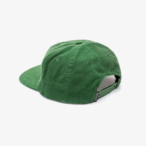 SPITFIRE Classic 87' Swirl Snapback Hat Dark Green