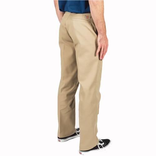 DICKIES Original 874 Traditional Mens Work Pants Khaki