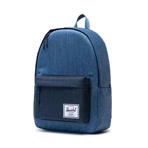 HERSCHEL Classic Backpack Faded Denim/Indigo Denim