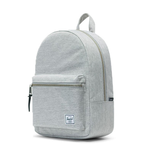 HERSCHEL Grove Small Backpack Light Grey Crosshatch