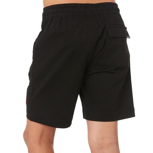 SANTA CRUZ Heat Seeker Youth Shorts Black