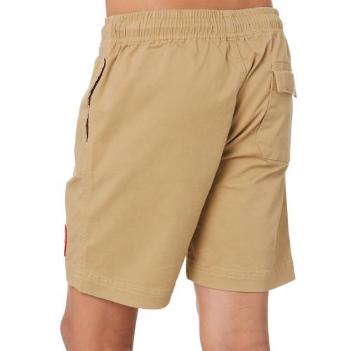 SANTA CRUZ Heat Seeker Youth Shorts Tan
