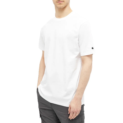 CARHARTT S/S Base Tee White/Black