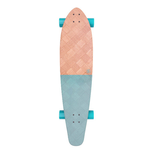 Z-FLEX Banana Train Roundtail Complete Longboard 39