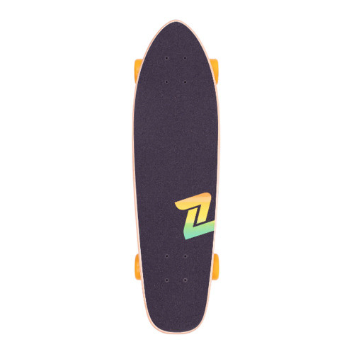 Z-FLEX Pop Rasta Complete Cruiser 27