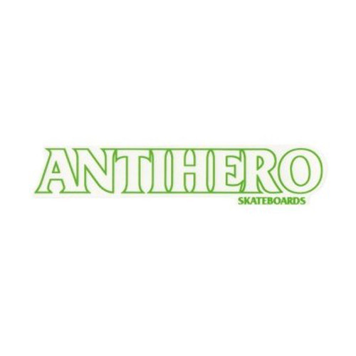 ANTIHERO Blackhero Sticker 22cm