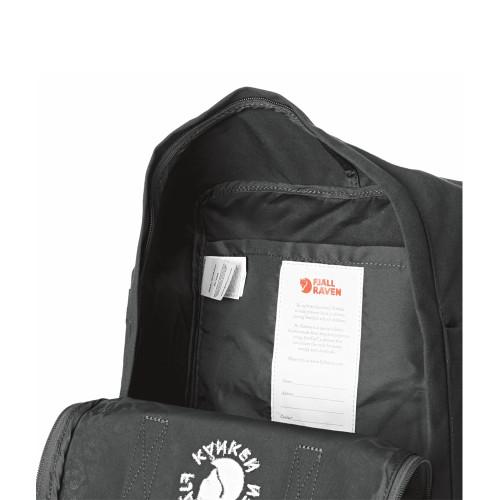 FJALLRAVEN Re-Kanken Backpack Slate