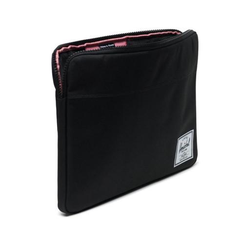 """HERSCHEL Anchor Sleeve For 15"""" Macbook Pro Black"""