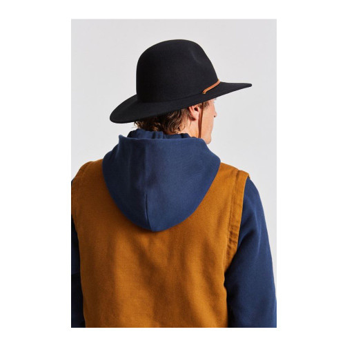 BRIXTON Tiller III Hat Black