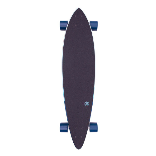 Z-FLEX Bamboo Pintail Complete Longboard 38