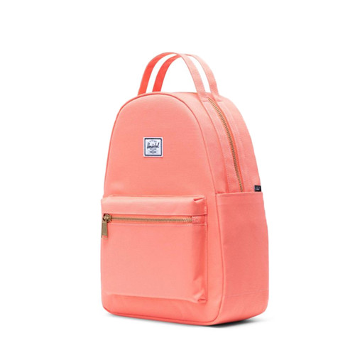 HERSCHEL Nova Small Backpack Fresh Salmon