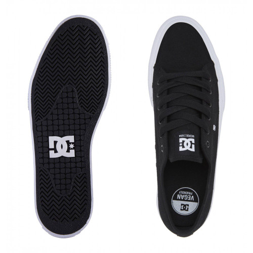 DC Manual Shoes Black/White