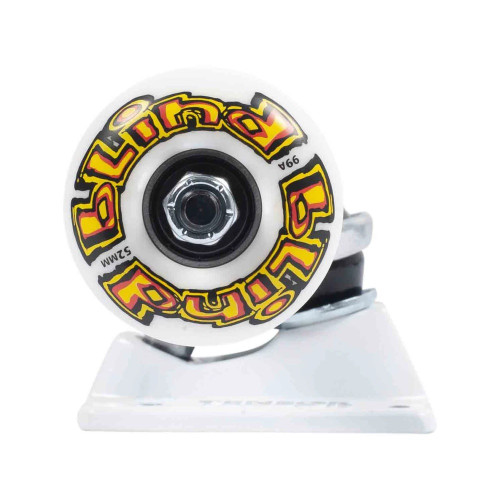 TENSOR Blind OG Stretch Truck And Wheel Combo Raw/White 5.25