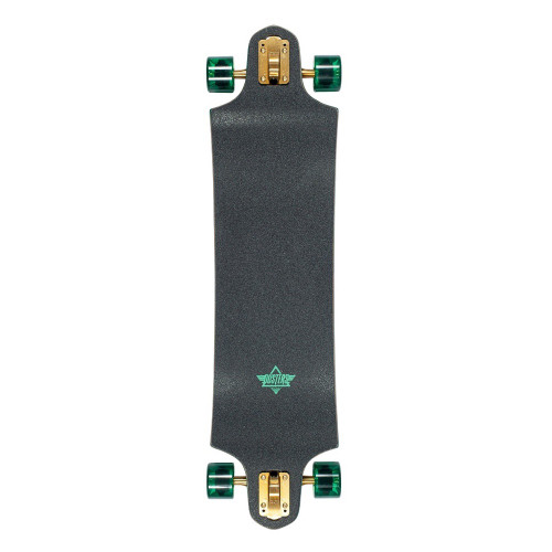 DUSTER Golden State Complete Longboard 38