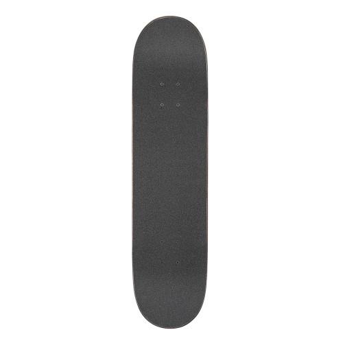 BLIND OG Stacked FP Soft Wheels Black/Yellow Complete Skateboard 7.5