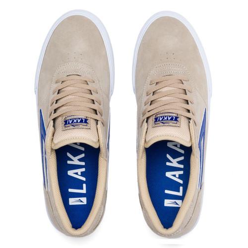 LAKAI Manchester Shoes Tan Suede