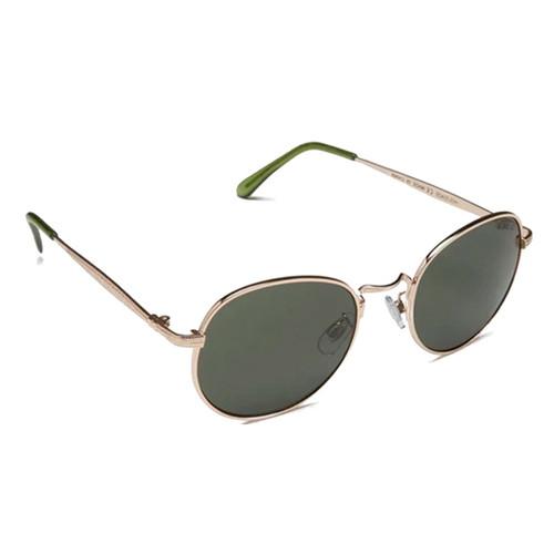 HAPPY HOUR Holidaze Gold G-15 Lens Sunglasses