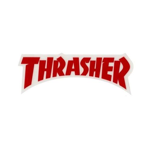 THRASHER Mag Logo Sticker Med 14.5cm