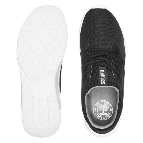 ETNIES Scout Plus Shoes Black