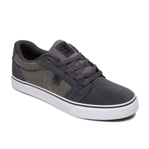 DC Anvil SE Shoes Grey/Black/Black